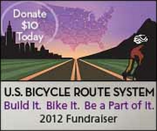 The Ultimate Bikespedition: Support the US Bicycle Route System