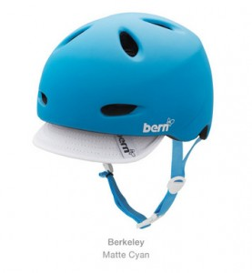 Bern Berkeley women's bike helmet