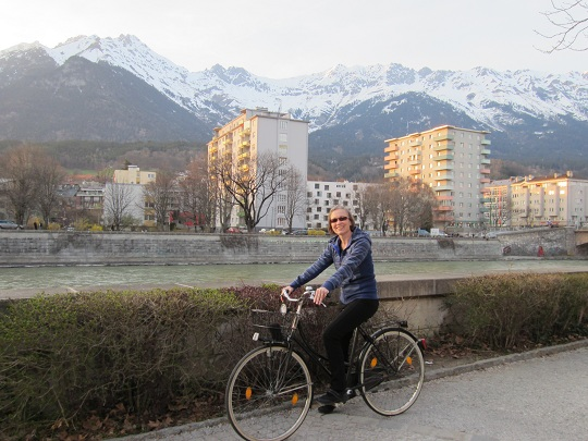Cycling in Austria: A Betsy Post