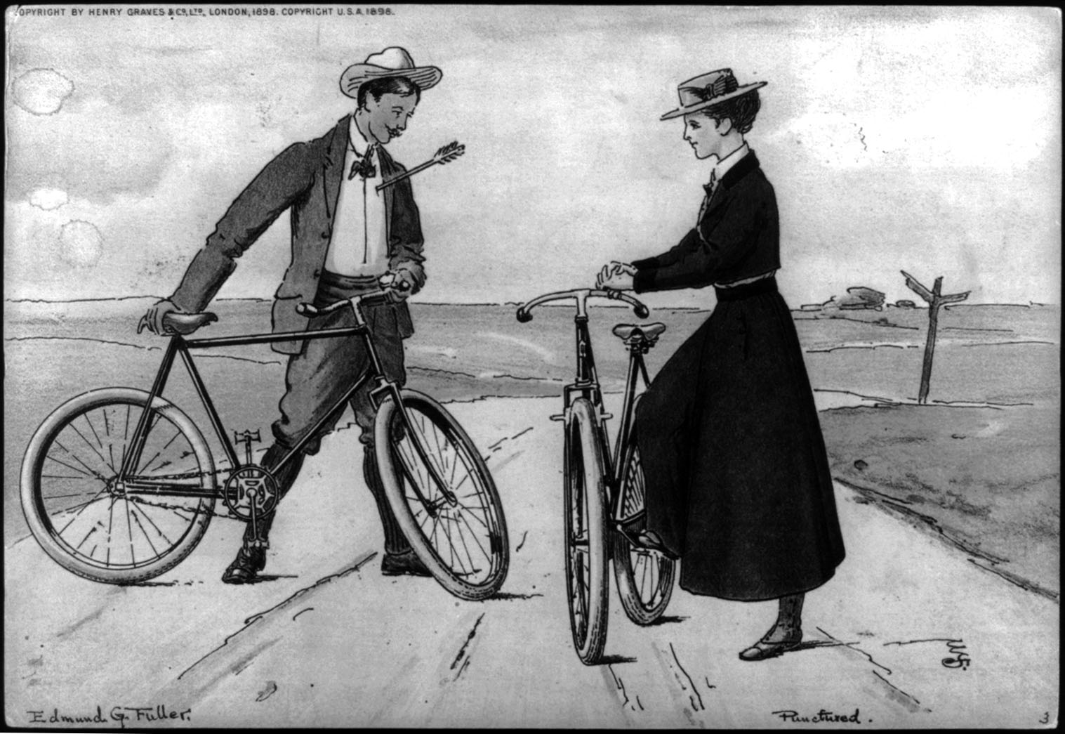 Another Page out of the History Book: Biking and Clothing