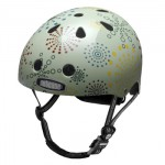 Nutcase women's bike helmet in Sunburst