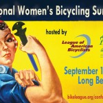 Seneca Falls Is in Long Beach this Year: National Women's Bicycling Summit
