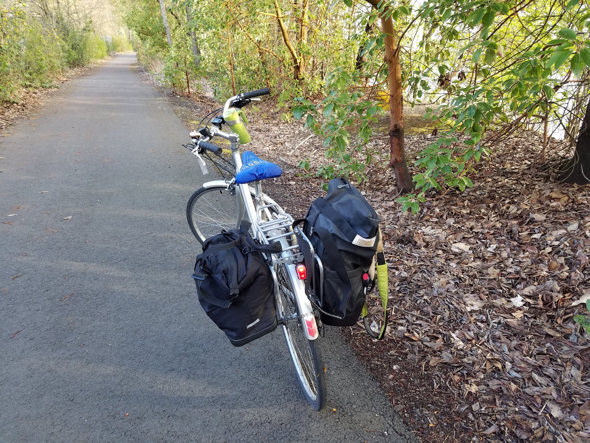 Coming Back: Week 1, #30DaysOfBiking