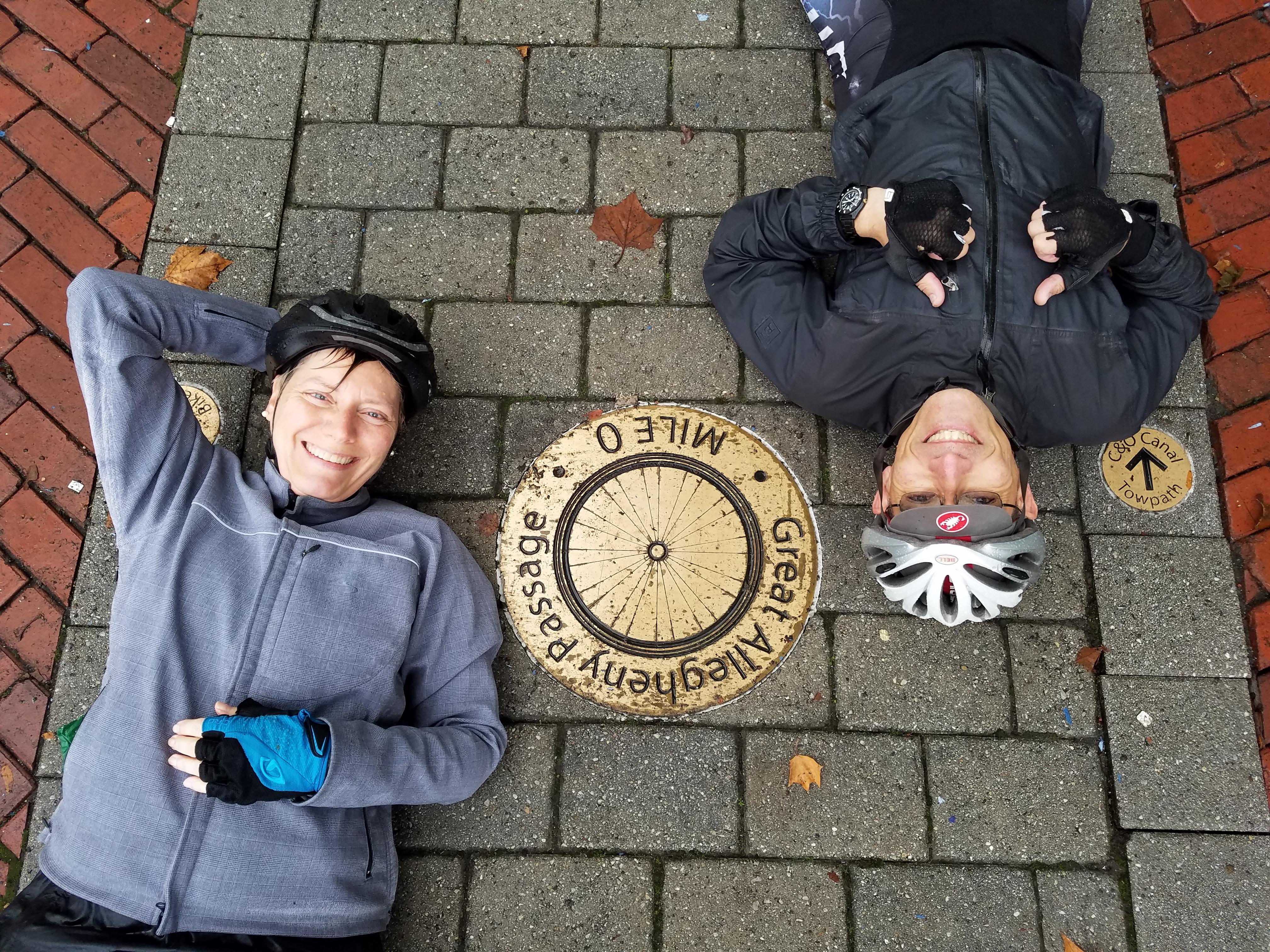 Bike Touring Round-up: Bike the Gap + C&O Canal Towpath