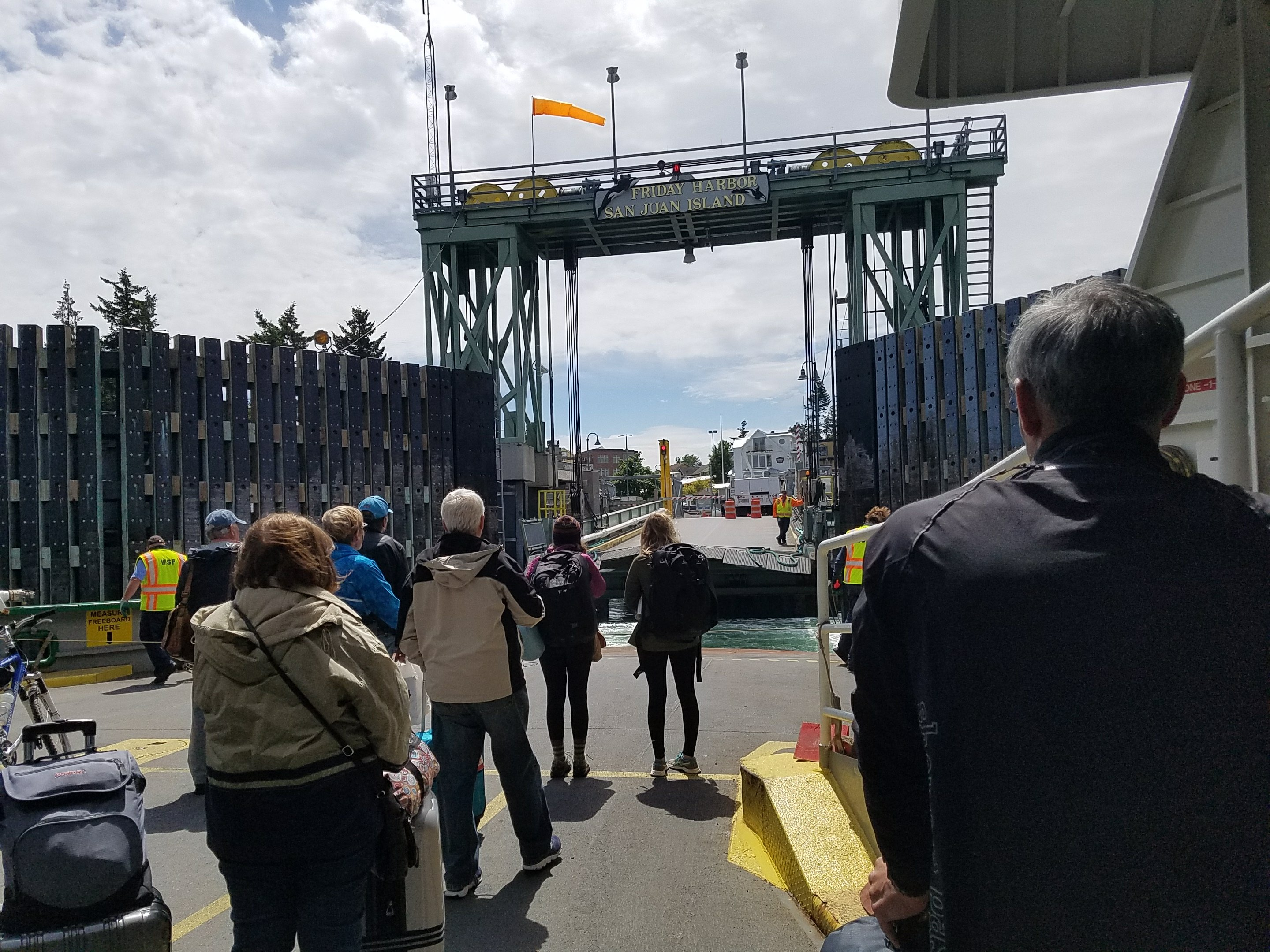 Days Seven and Eight: Victoria, BC to Friday Harbor