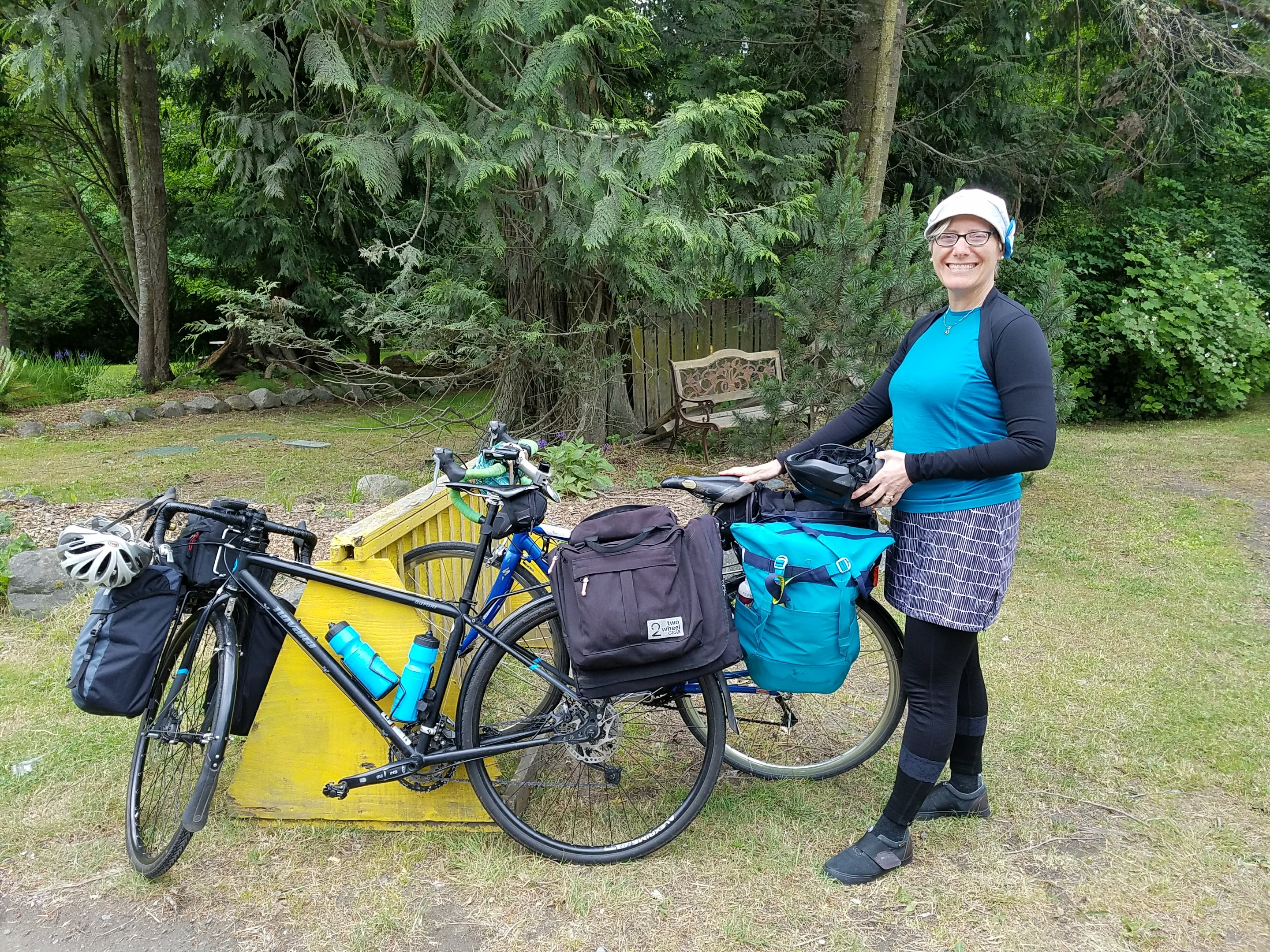 Day Twelve: Lopez Island to Anacortes