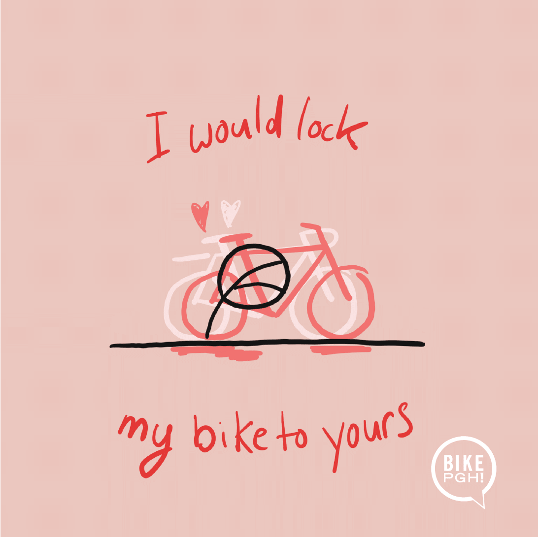 It's Bike Love Day!